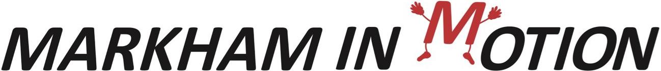 Markham in Motion Logo