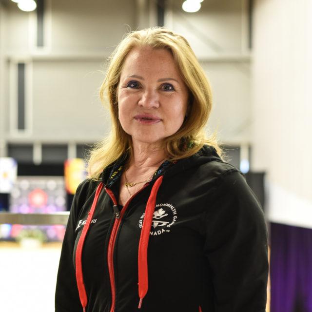 Svetlana Joukova – Rhythmic Gymnastics Coach