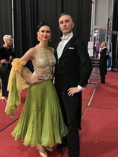 Viera Kubova and Juraj Ilecko